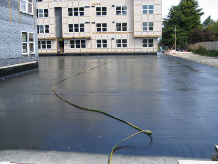 Rubberizeit roof coating
