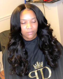 RAW Brazilian Hair - Body Wave