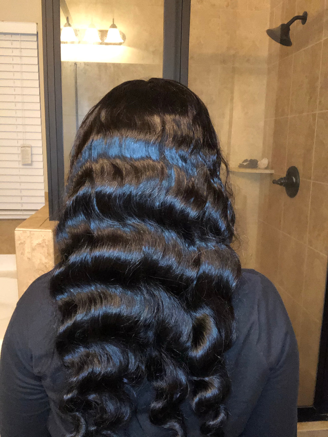 GLUE-LESS Pre-plucked LACE FRONTAL WIGS