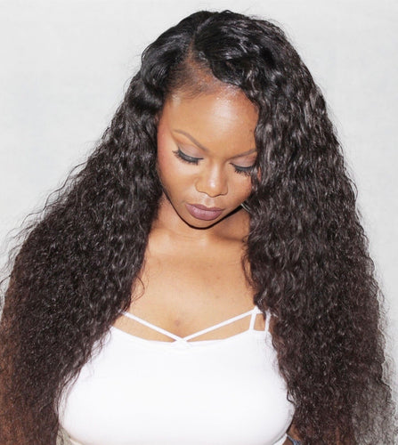 RAW Brazilian Hair - Curly