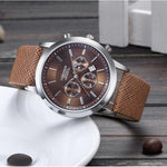 Stylish Analog Watch For Men | The Trend Square