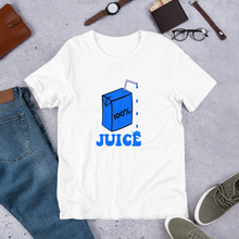 Juice Box Short-Sleeve Unisex T-Shirt