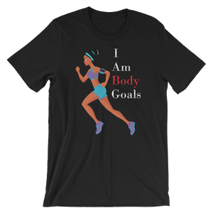Body Goals Short-Sleeve Unisex T-Shirt
