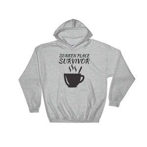Sunken Place Survivor Hooded Sweatshirt