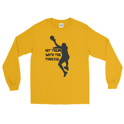 Finesse Edition: Long Sleeve T-Shirt