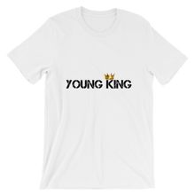 Young King Short-Sleeve Unisex T-Shirt