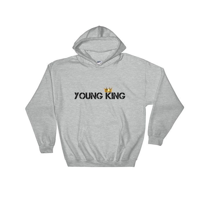 Young King Hooded Sweatshirt