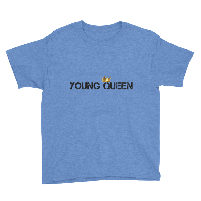 Young Queen Youth Short Sleeve T-Shirt