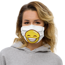 Say Cheese Premium face mask