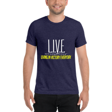 L.I.V.E. 5 Short sleeve t-shirt