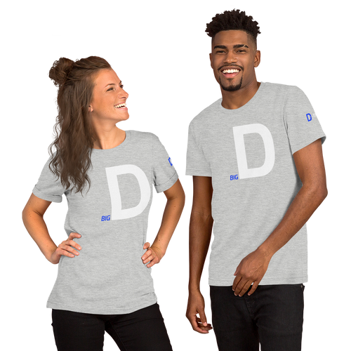 Big D Short-Sleeve Unisex T-Shirt