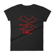 I Am Series: I Am Legendary 2 Women's short sleeve t-shirt