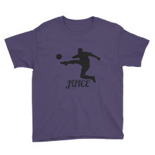 Juice Edition: Soccer Youth Short Sleeve T-Shirt