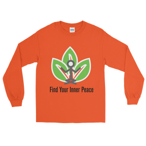 Find Your Inner Peace Long Sleeve T-Shirt