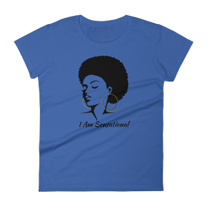 I Am Series: Sensational 4 Women's short sleeve t-shirt