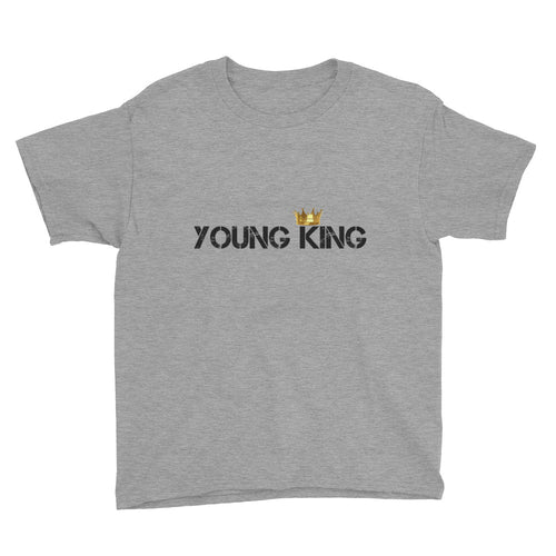 Young King Youth Short Sleeve T-Shirt