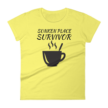 Sunken Place Survivor Women's short sleeve t-shirt