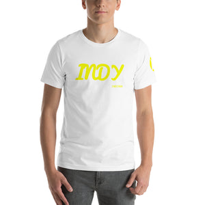 Indy Short-Sleeve Unisex T-Shirt