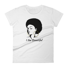 I Am Series: Beautiful 4 Women's short sleeve t-shirt