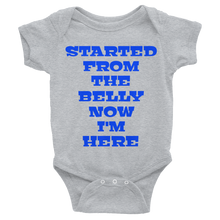 From the Belly Infant Bodysuit