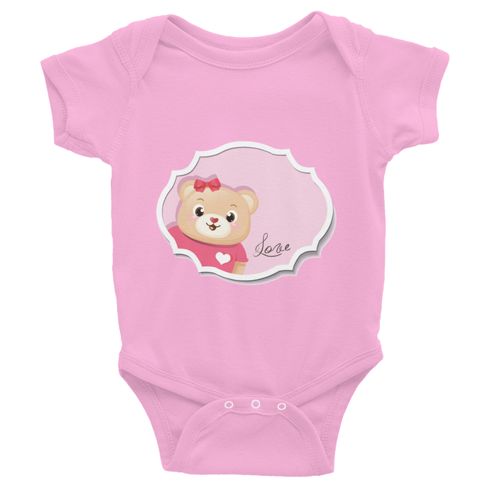 Girl's Infant Bodysuit