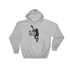 Finesse Hooded Sweatshirt