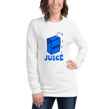 Juice Box Unisex Long Sleeve Tee
