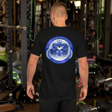 Phi Shield Short-Sleeve Unisex T-Shirt