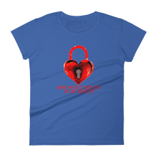 Lock of Love Women's short sleeve t-shirt