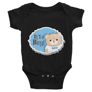 It's a Boy Infant Bodysuit