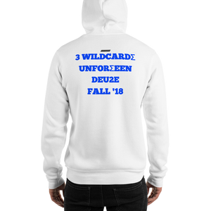 Phi Chap UnforeΣeen Hooded Sweatshirt
