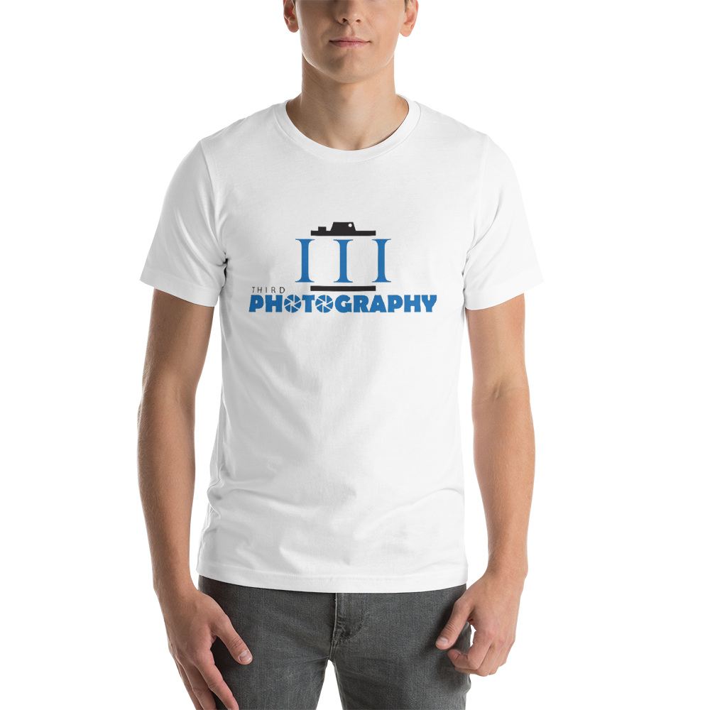 Third Photography Short-Sleeve Unisex T-Shirt