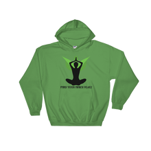 Inner Peace 2 Hooded Sweatshirt