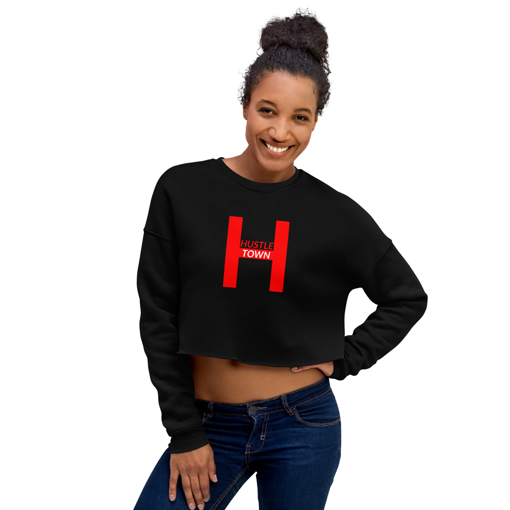 H-Town Crop Sweatshirt