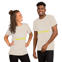 L.I.V.E. 6 Short-Sleeve Unisex T-Shirt