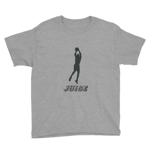 Juice Edition: Basketball Youth Short Sleeve T-Shirt