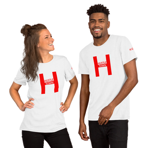 H-Town Short-Sleeve Unisex T-Shirt
