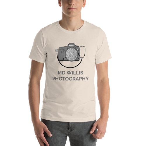 MD WILLIS Short-Sleeve Unisex T-Shirt