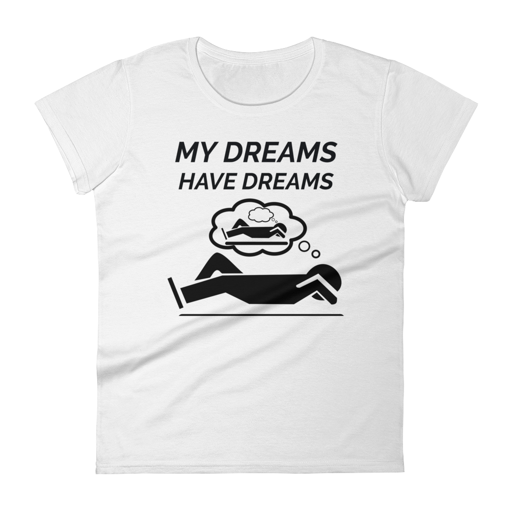 Dreams Women's short sleeve t-shirt