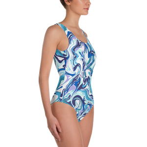 Cool Moves One-Piece Swimsuit