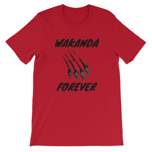 Wakanda Short-Sleeve Unisex T-Shirt