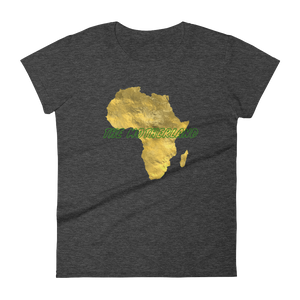 Motherland: Women's short sleeve t-shirt