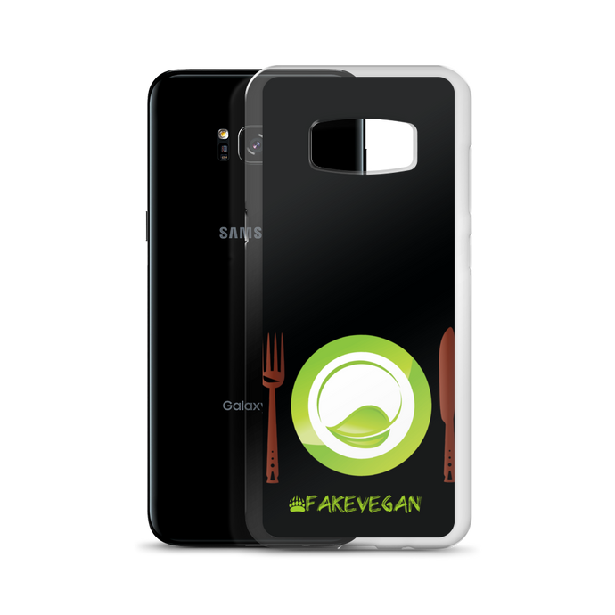 Fake Vegan Samsung Case
