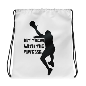 Finesse: Drawstring bag