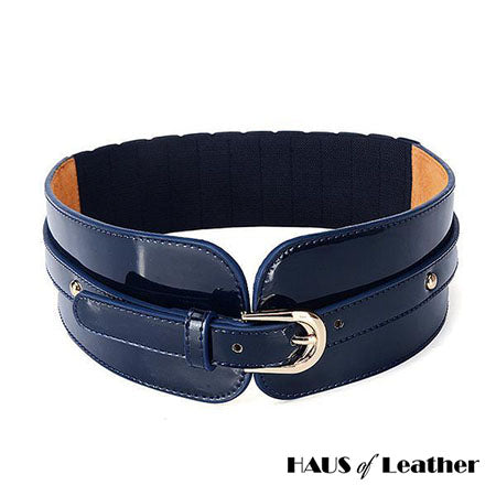 leather belt for women