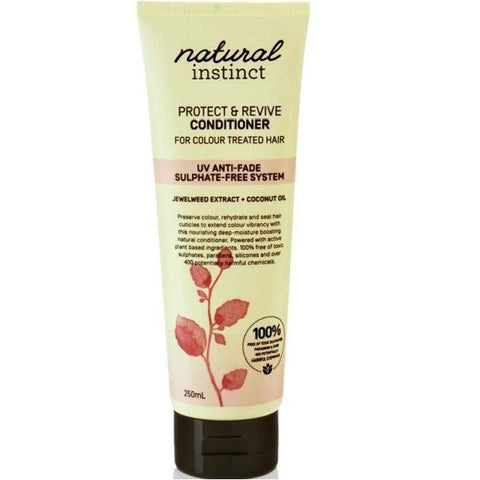 Natural Instinct Protect & Revive Coloured Conditioner 250mL