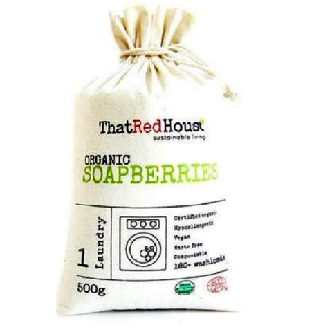 That Red House - 500g Organic Soapberries