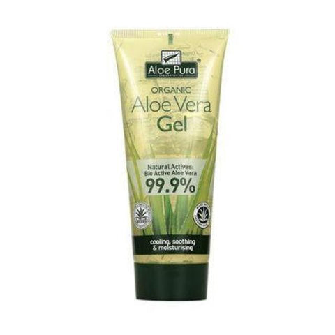 Aloe Pura Organic Aloe Vera Gel 100% Pure 200ml