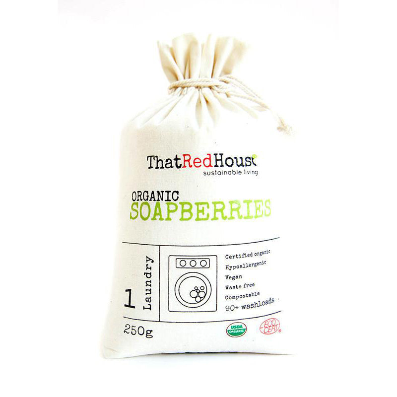 That Red House - 250g Organic Soapberries