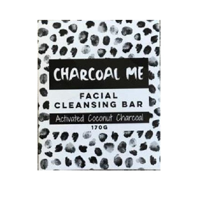 Charcoal Me Facial Cleansing Bar 170g